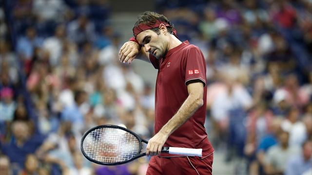 Doldis slog sensationellt ut Federer ur US Open