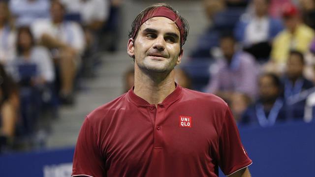 """Federer: """"Troppo caldo e umido: non riuscivo a trovare aria"""""""