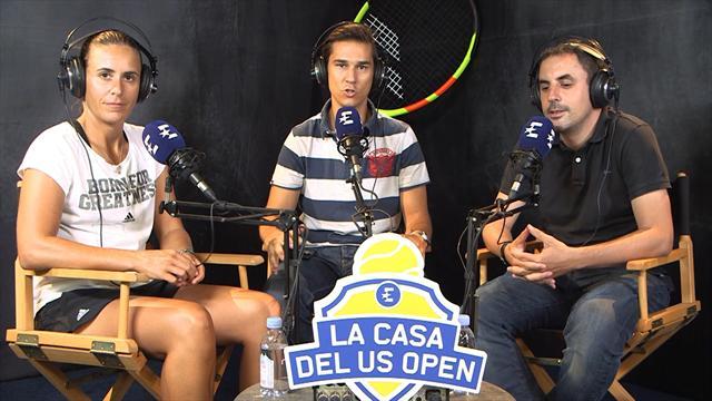 La Casa del US Open: Especial Anabel Medina