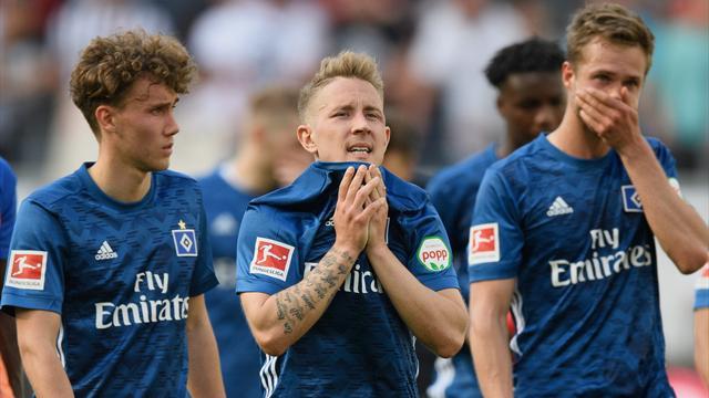 Bruchhagen rechnet mit HSV-Spielern ab