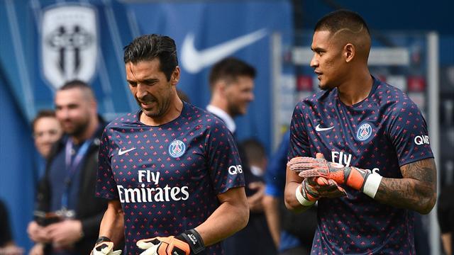 Guérin : «Psychologiquement, Buffon peut énormément faire progresser Areola»