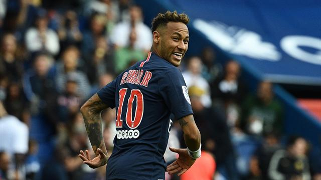 Neymar: Man City will win the league, Liverpool won't make top 4 four