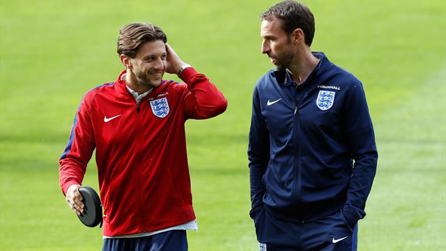 Injured Lallana pulls out of England squad