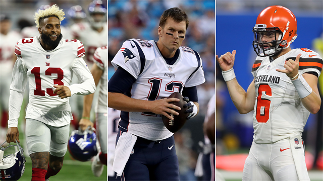 The old guard, new generation and returning stars: The 2018 NFL season