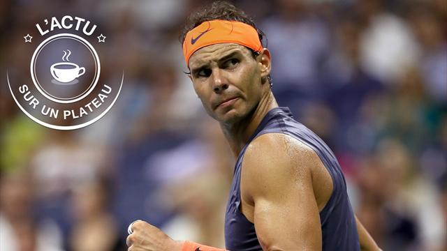 Rafa, Serena, Tigre, Vuelta : L'actu sur un plateau