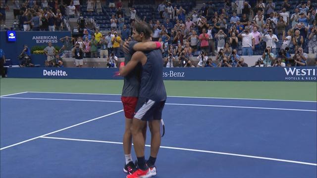 Matchbollen: Nadal tar sig till semifinal