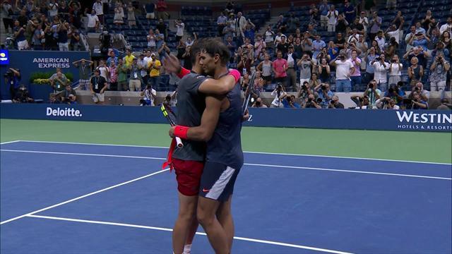 ABD Açık: Rafael Nadal - Dominic Thiem (Özet)
