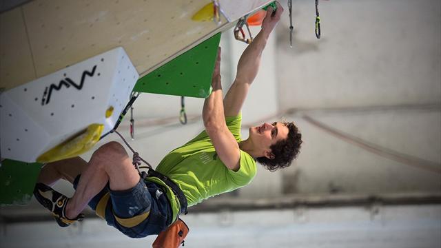 Adam Ondra po vítězství v Chamonix favoritem MS ve sportovním lezení