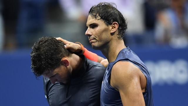 Nadal, jugador más deportivo del año en la ATP