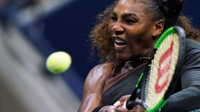 Så sänder vi damernas semifinaler i US Open