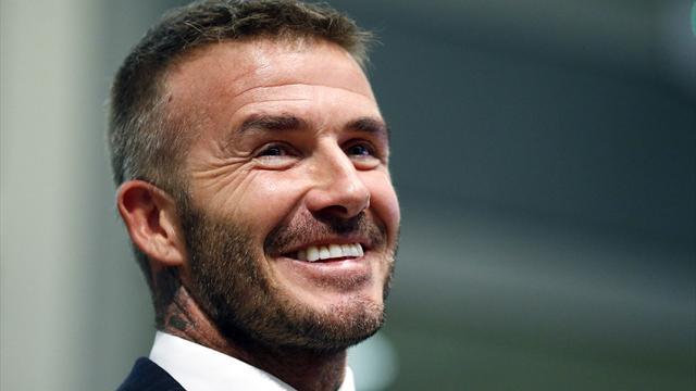 Beckham'ın takımına yeni isim