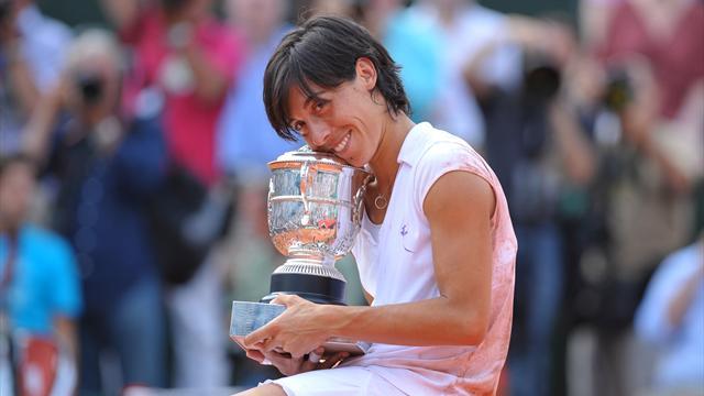 Francesca Schiavone si ritira: il momento in cui entrò nella storia al Roland Garros 2010