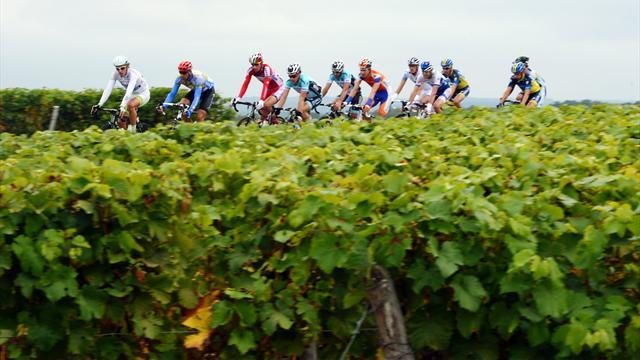 Douze kilomètres de chemins de vignes sur le prochain Paris-Tours
