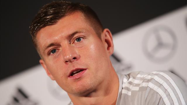 Pour Kroos, «le futur sera meilleur avec Löw sur le banc»