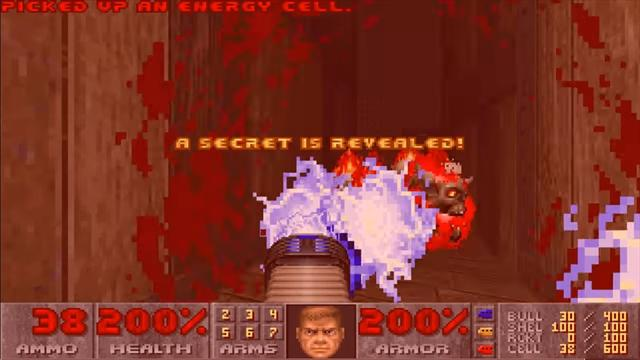Геймер впервые за 24 года существования Doom 2 раскрыл финальный секрет и прошел уровень на 100%