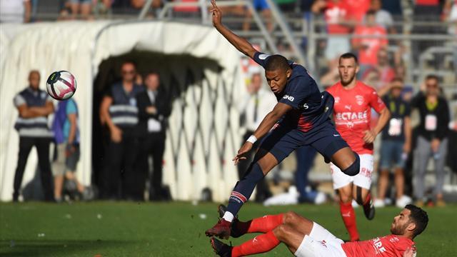 Kylian Mbappé s'explique — Discipline