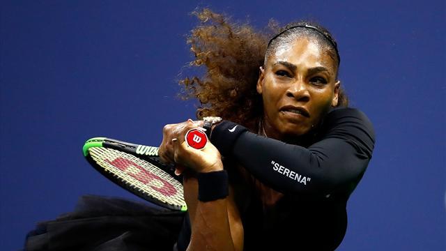 Serena Williams en finale pour viser un 24e titre record — US Open