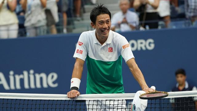 VIDÉO - La douce revanche de Nishikori - US Open
