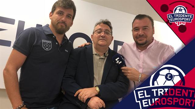 """El Tridente Eurosport avala a Luis Enrique: """"Nos gusta"""""""