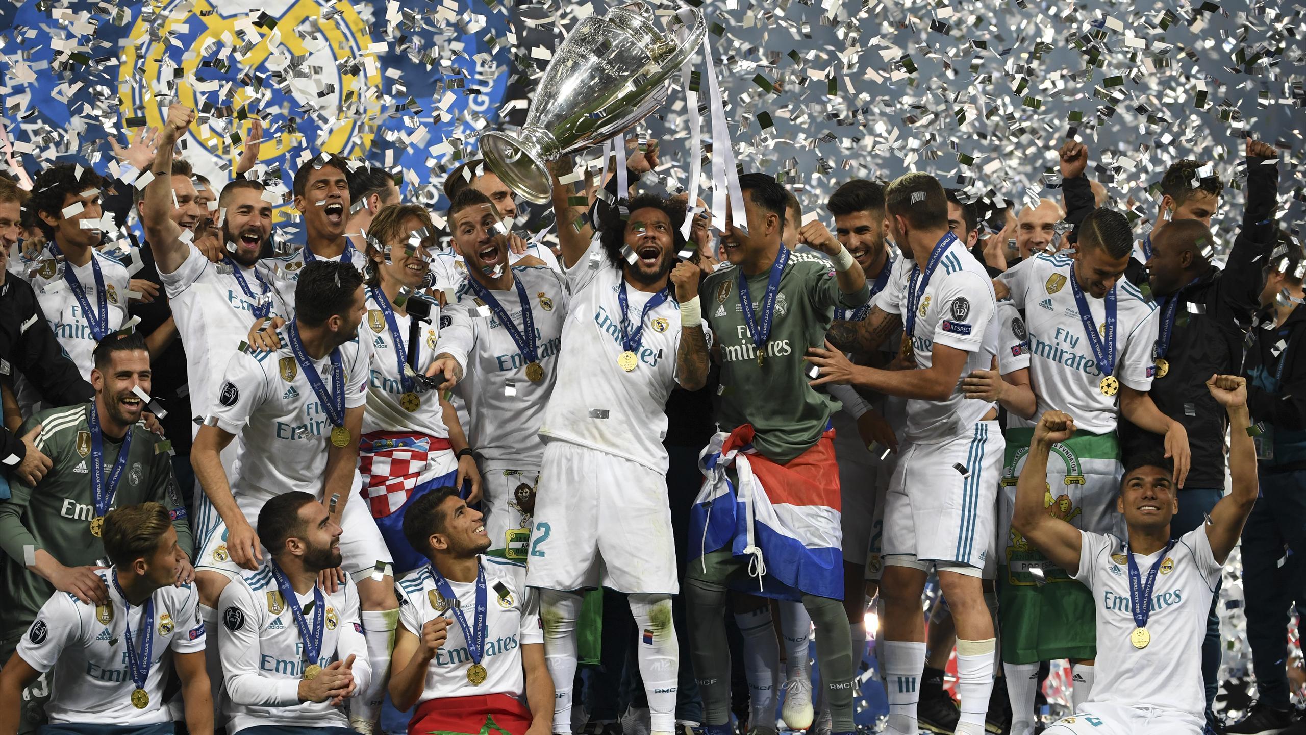 Real Madrid Umsatz
