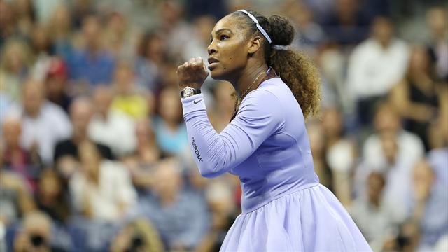 Sexfaldiga US Open-mästaren till final - se höjdpunkter här!