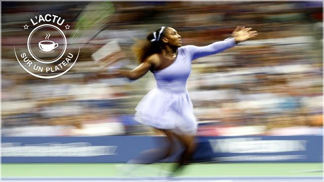 Williams - Osaka, Bleus, arnaque, Woods, Maradona : l'actu sur un plateau