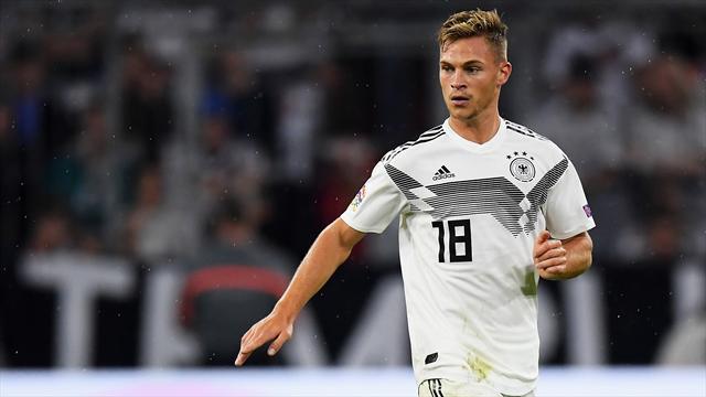 Aufstellung: So spielt das DFB-Team gegen Weißrussland