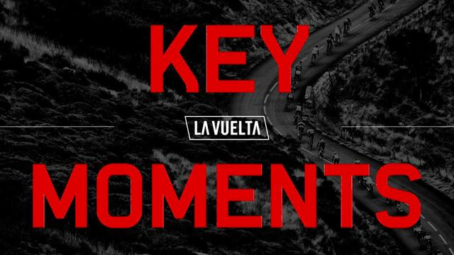 La Vuelta Key Moments - Stage 13