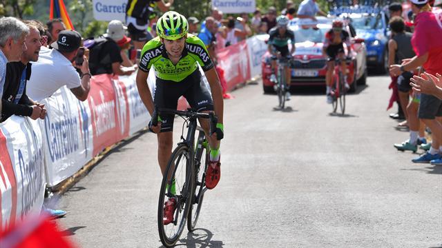 Schlüsselmomente 13. Etappe: Rodríguez überrascht alle, Quintana heizt den Favoriten ein