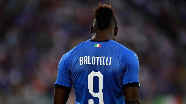 Mancini se passe de Balotelli, pas de Verratti
