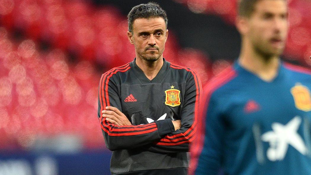 Angleterre Espagne Ce Que Luis Enrique A En Tete Pour Redresser