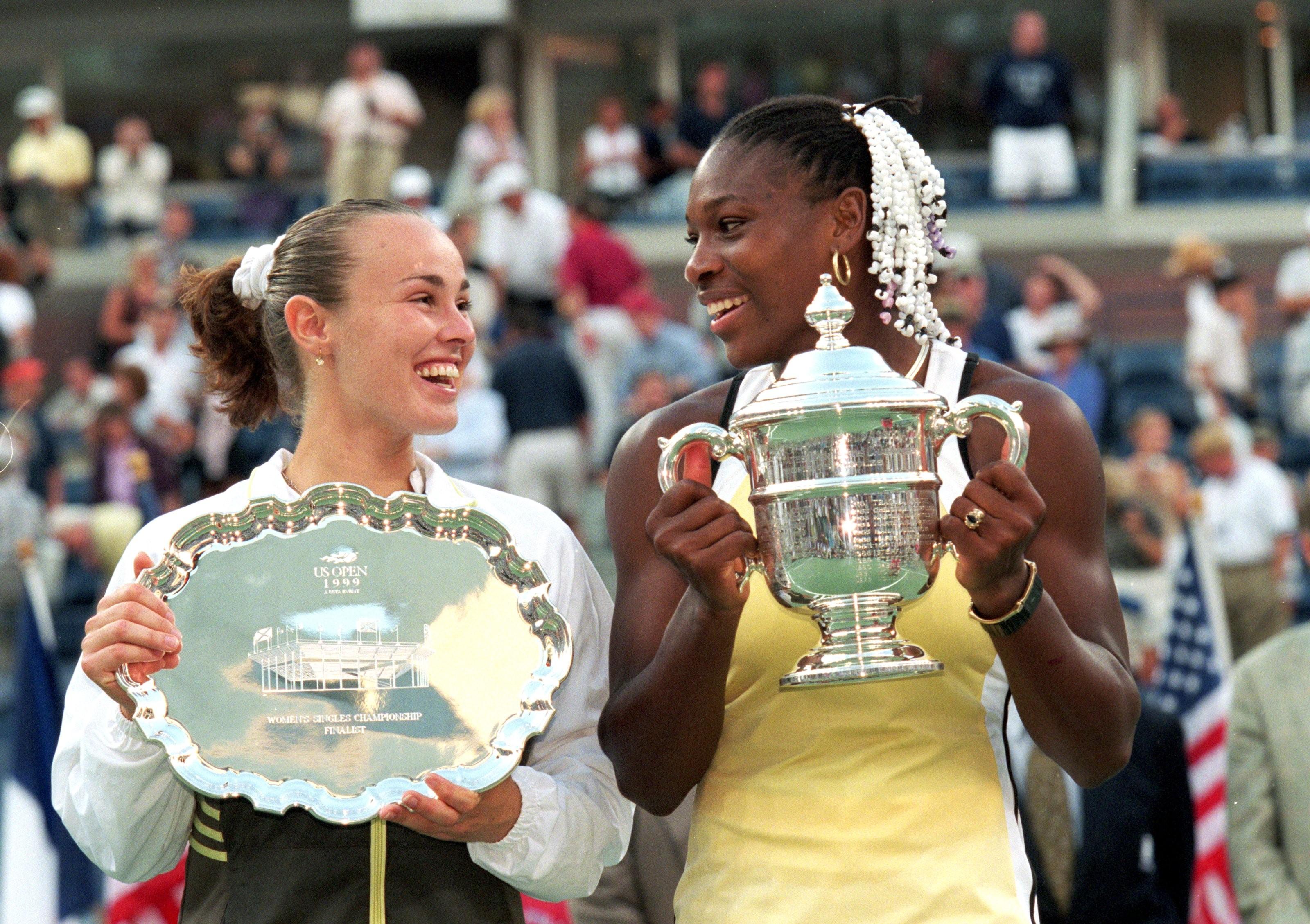 Martina Hingis ve Serena Williams, 1999 Amerika Açık finali