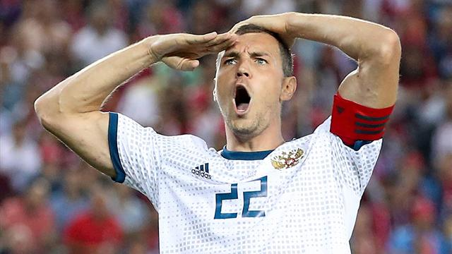 Сборная России начнет отбор на Евро-2020 в гостях у Бельгии, а завершит в Сан-Марино