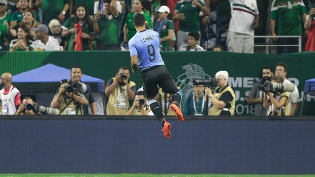 Deux mois après être tombés face aux Bleus, l'Uruguay et l'Argentine réussissent leur rentrée