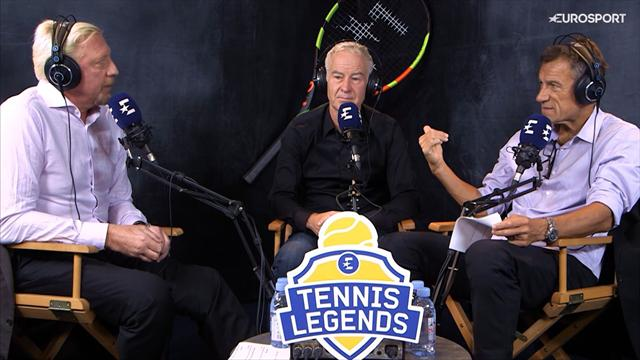'I wasn't good enough' – Tennis legends discuss why they quit