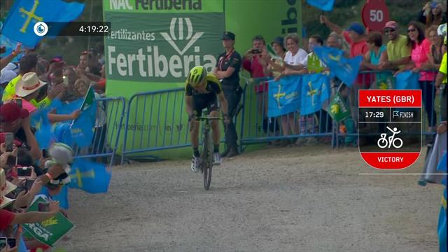 Ciclismo: Vuelta, O.Rodriguez vince la 13ma tappa