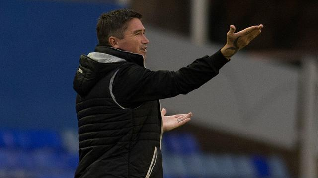 Kewell sent off on managerial debut for Notts County