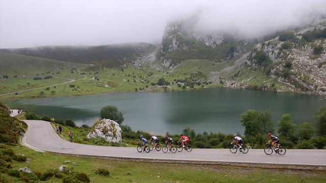 Elo-syyskuun pyöräilyt Eurosportin kanavilla