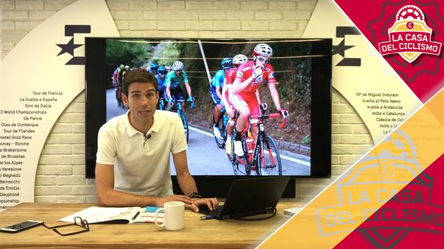 La Casa del Ciclismo (14ª etapa): Nairo Quintana deja dudas que sabe aprovechar Simon Yates