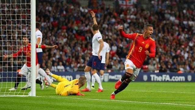 España-Inglaterra, a redondear la faena (20:45)