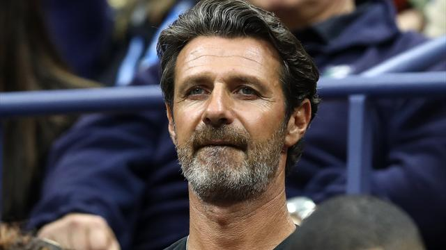 'I'm honest, I was coaching' - Mouratoglou