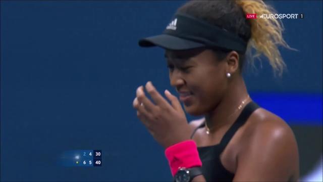 Höjdpunkter: Naomi Osaka vinner US Open efter skandalscener