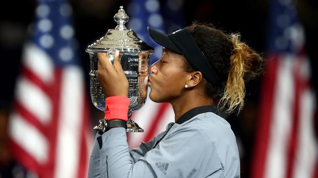 Osaka est sacrée, Serena a craqué