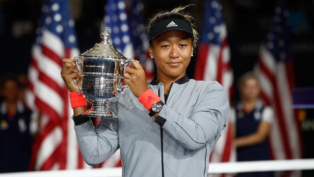 Осака признана лучшей теннисисткой августа