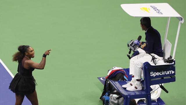"""Ferrero : """"Quand Serena repensera à ses polémiques, elle le regrettera"""""""
