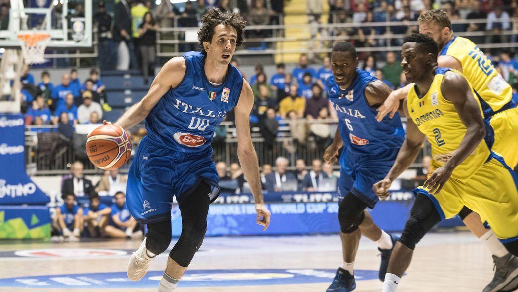 Da Splash Brother a giocatore vero  la splendida trasformazione di Amedeo  Della Valle - Mondiali 2019 - Basket - Eurosport f9a482d736bc