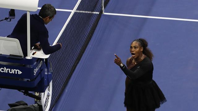 La ITF respalda al juez Carlos Ramos tras su incidente con Serena Williams