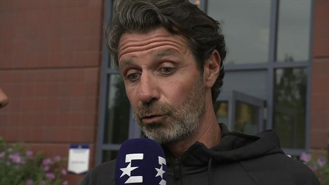 """Patrick Mouratoglou: """"Ja, ik was aan het coachen, maar Serena heeft niets gezien"""""""