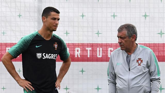 Le Portugal avec Cristiano Ronaldo et João Felix, la relève du Portugal