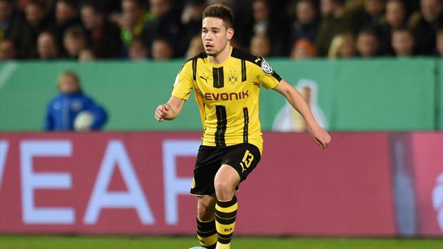 Verletzter Guerreiro zurück nach Dortmund